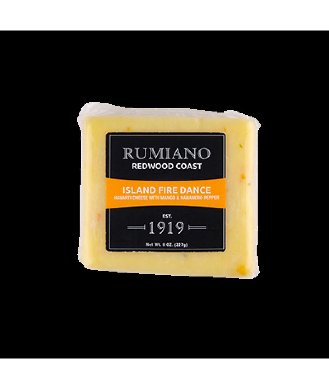 Rumiano Family  Island Fire Dance (Havarti Cheese