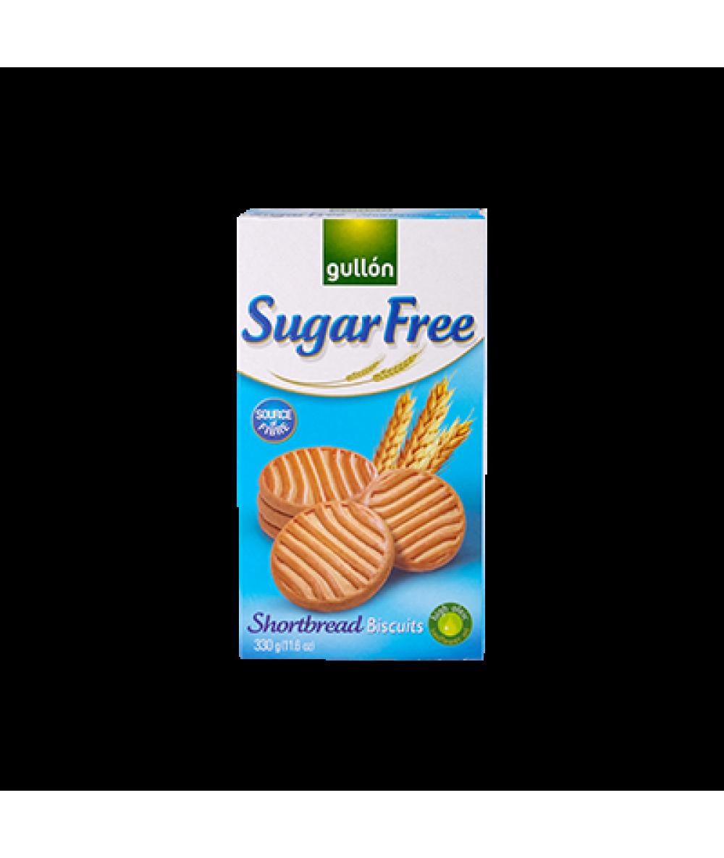 Gullon Shortbread Cookies Sugar Free 330g