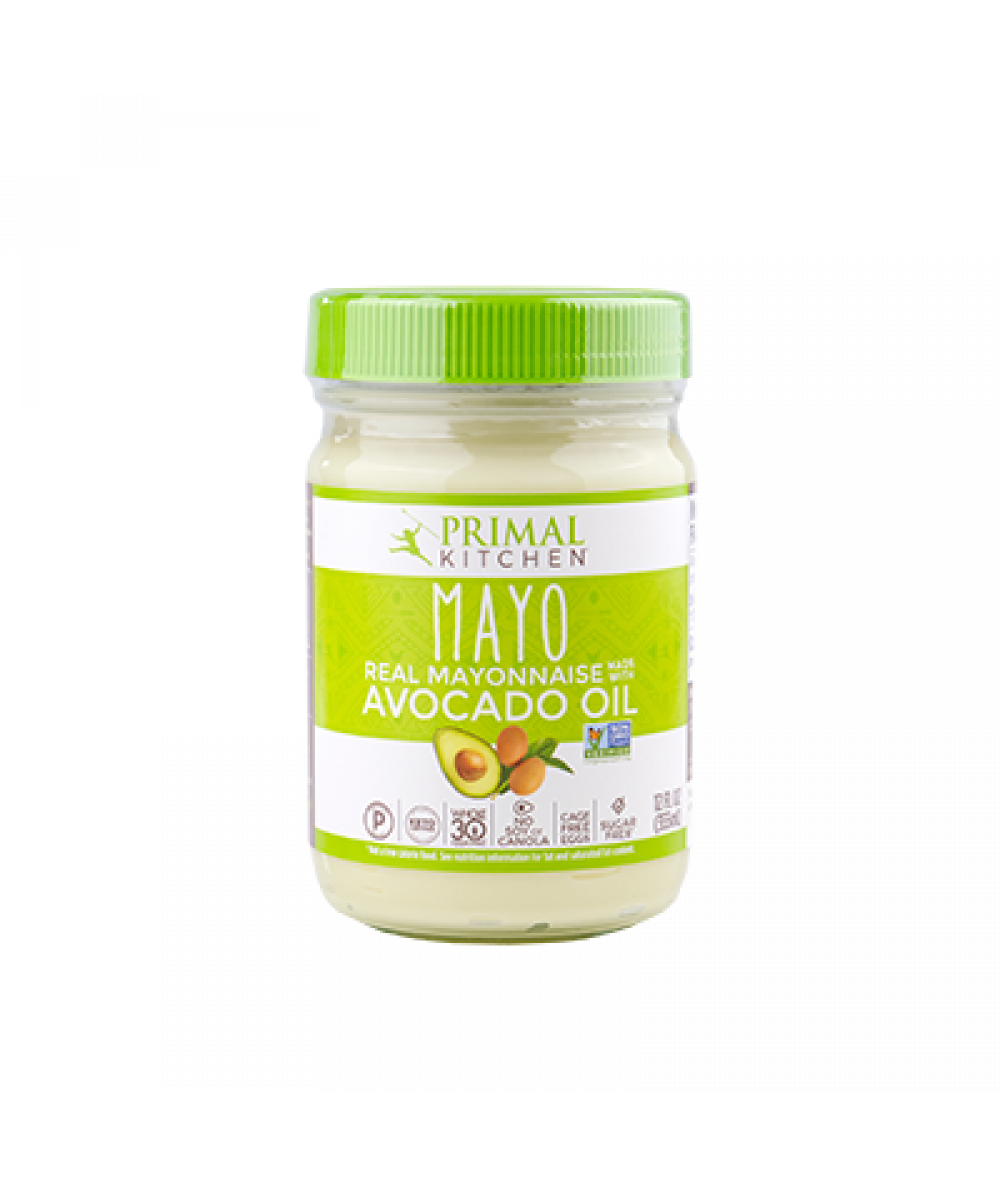 Primal Kitchen Mayonaise With Avocado Oil  12oz