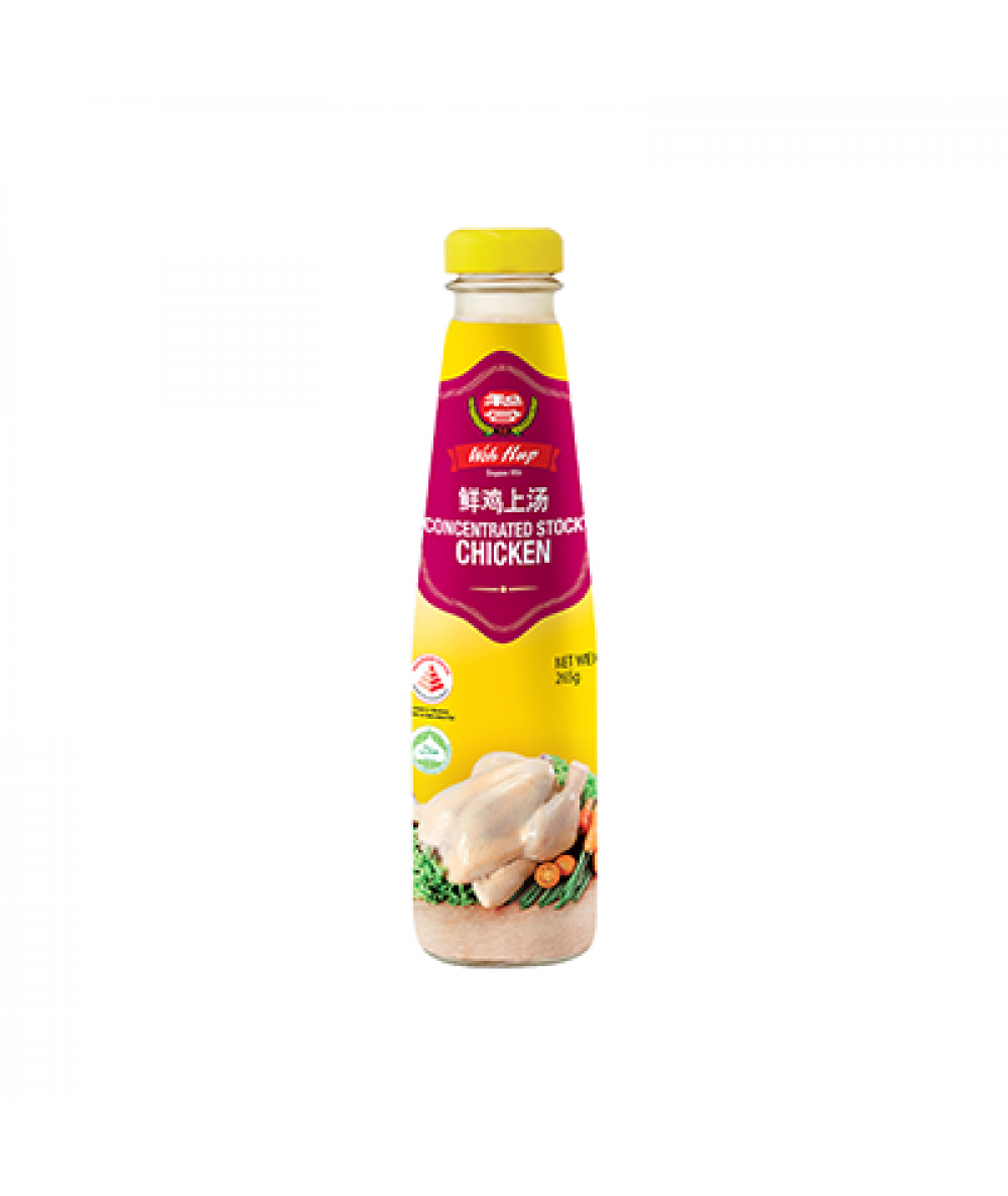 Woh Hup Concentrated Stock Chicken 265g
