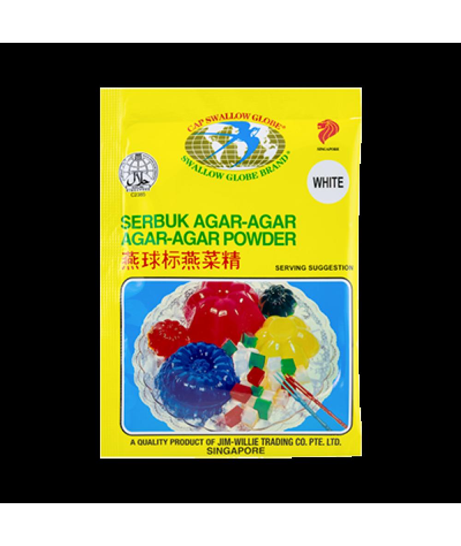 SW Globe Agar Powder Clear 10g