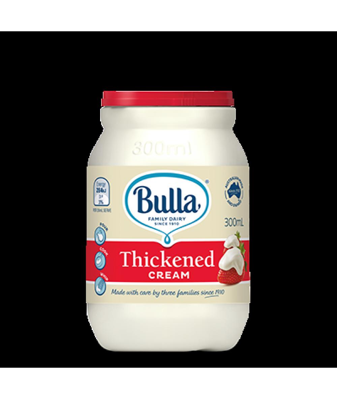 Bulla Thickened Cream 300ml