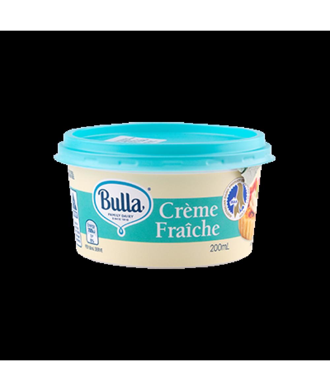 Bulla Crème Fraiche 200ml