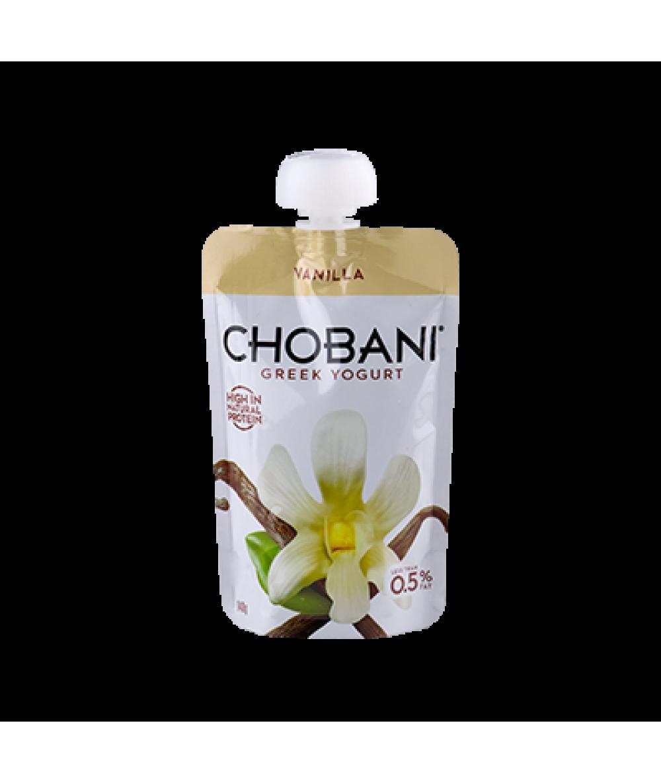 Chobani Vanilla Yogurt 140g
