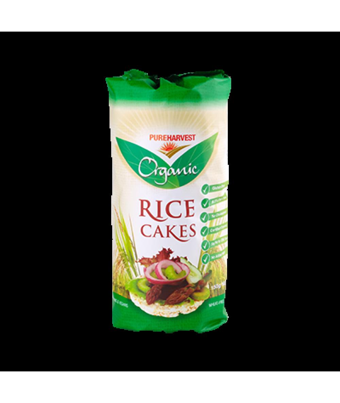 Pure Harvest Rice Cake Organic 150g