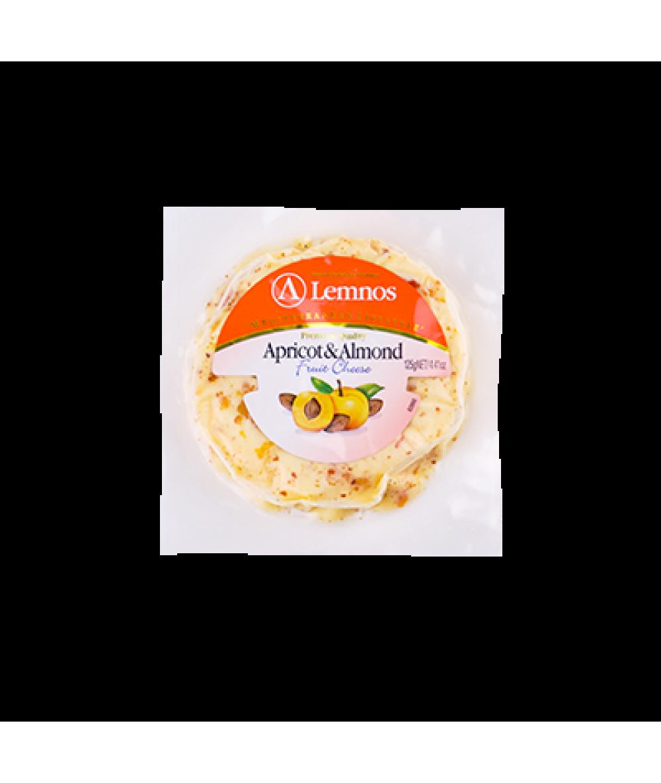 Lemnos Apricot & Almond 125g