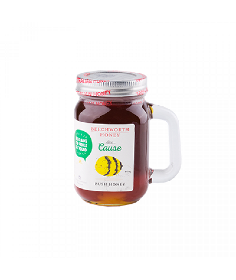 Beechworth Honey Mason Jar 400g