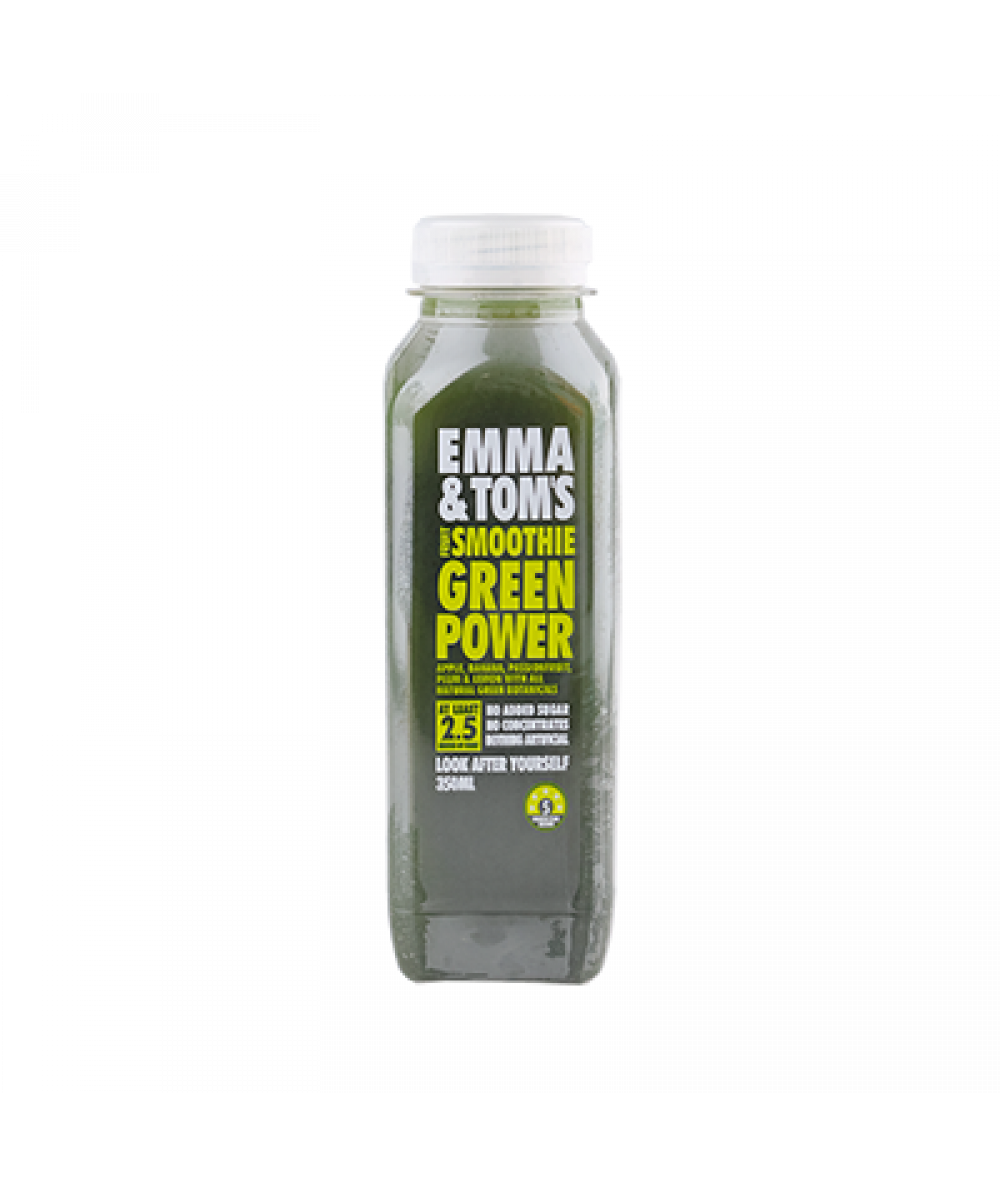Emma & Tom's Green Power 350ml
