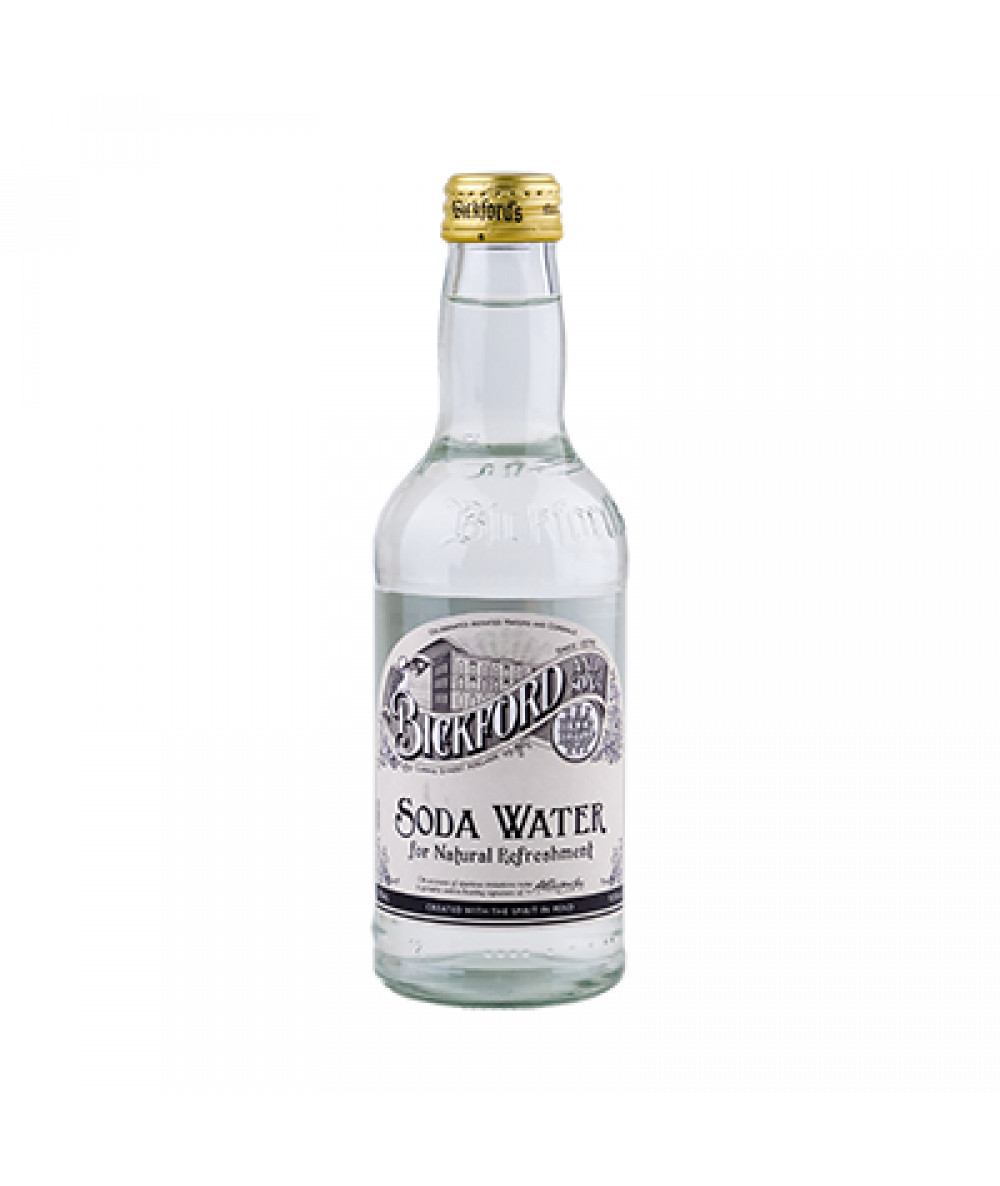 Bickford Mixers Soda Water 4x 275ml