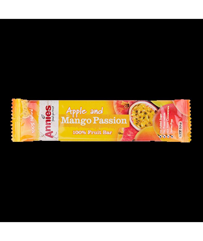 Annie's 100% Apple & Mango Passionfruit Fruit Bars