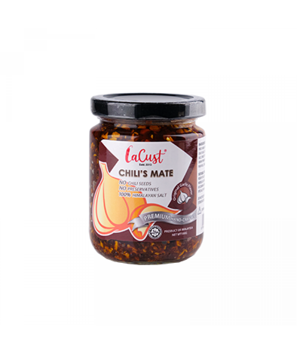 La Cust Chili's Mate Original 190g