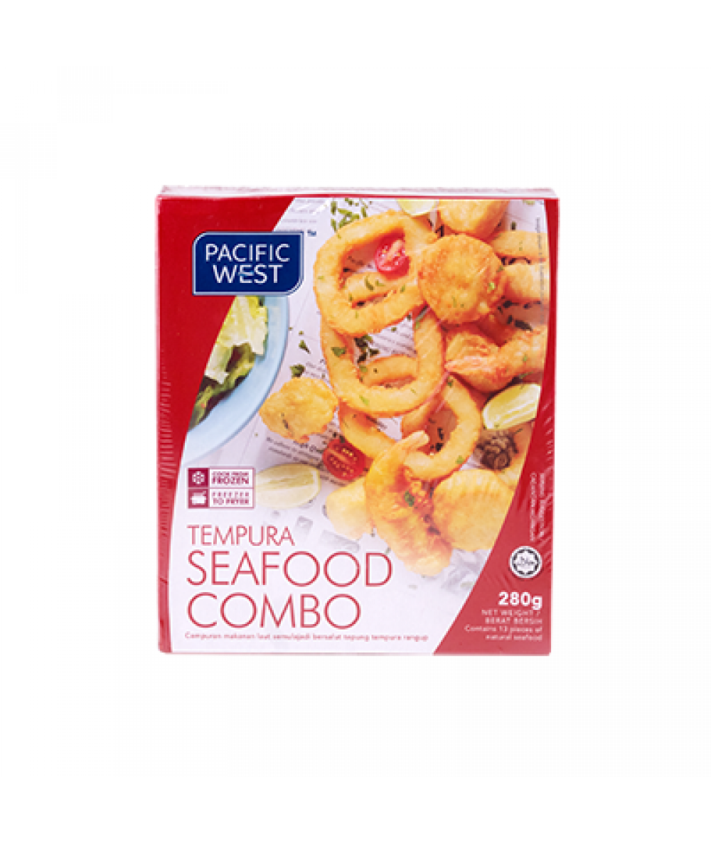 Pacific West Seafood Combo 280g