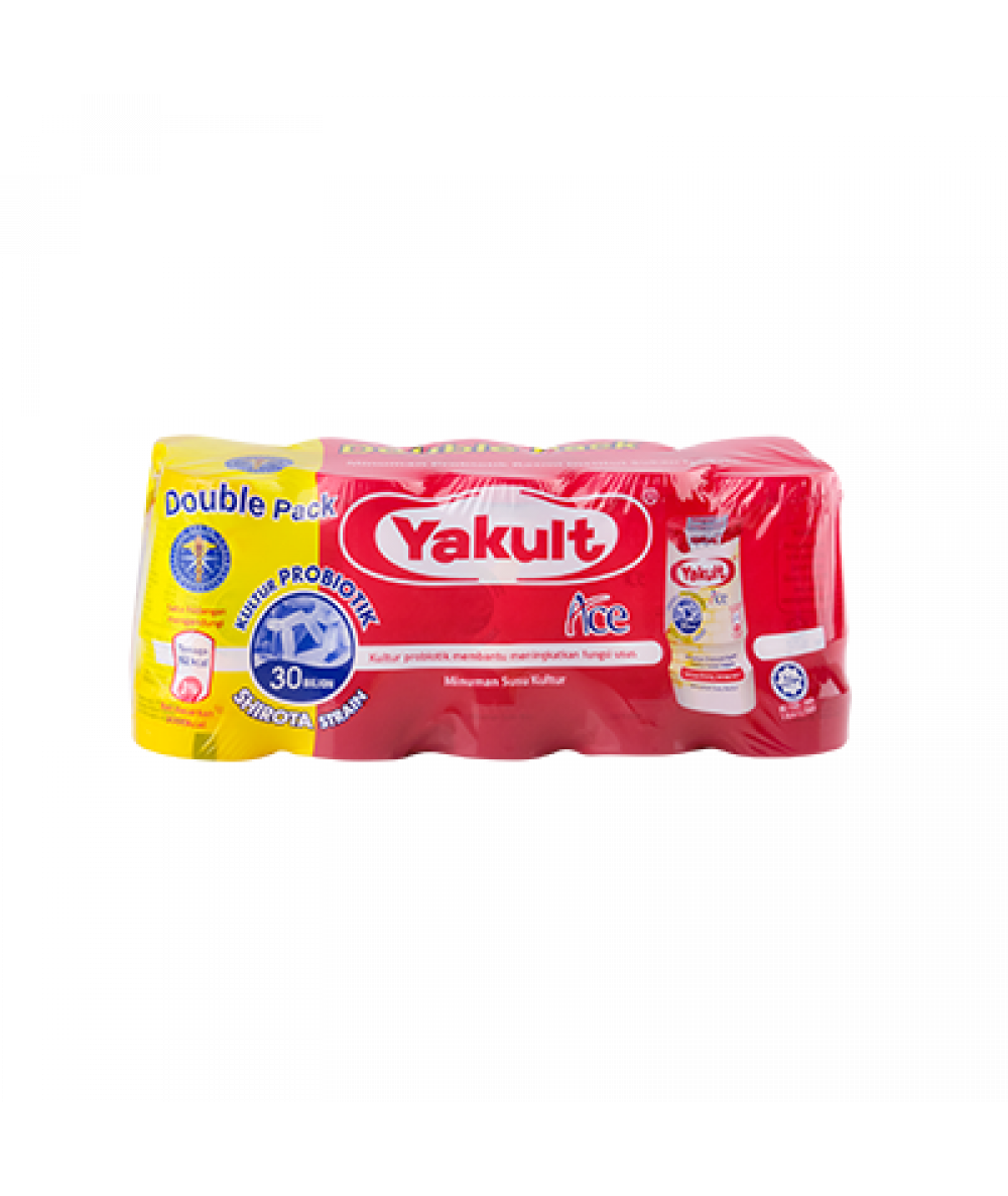 Yakult  Ace Double 10x80ml