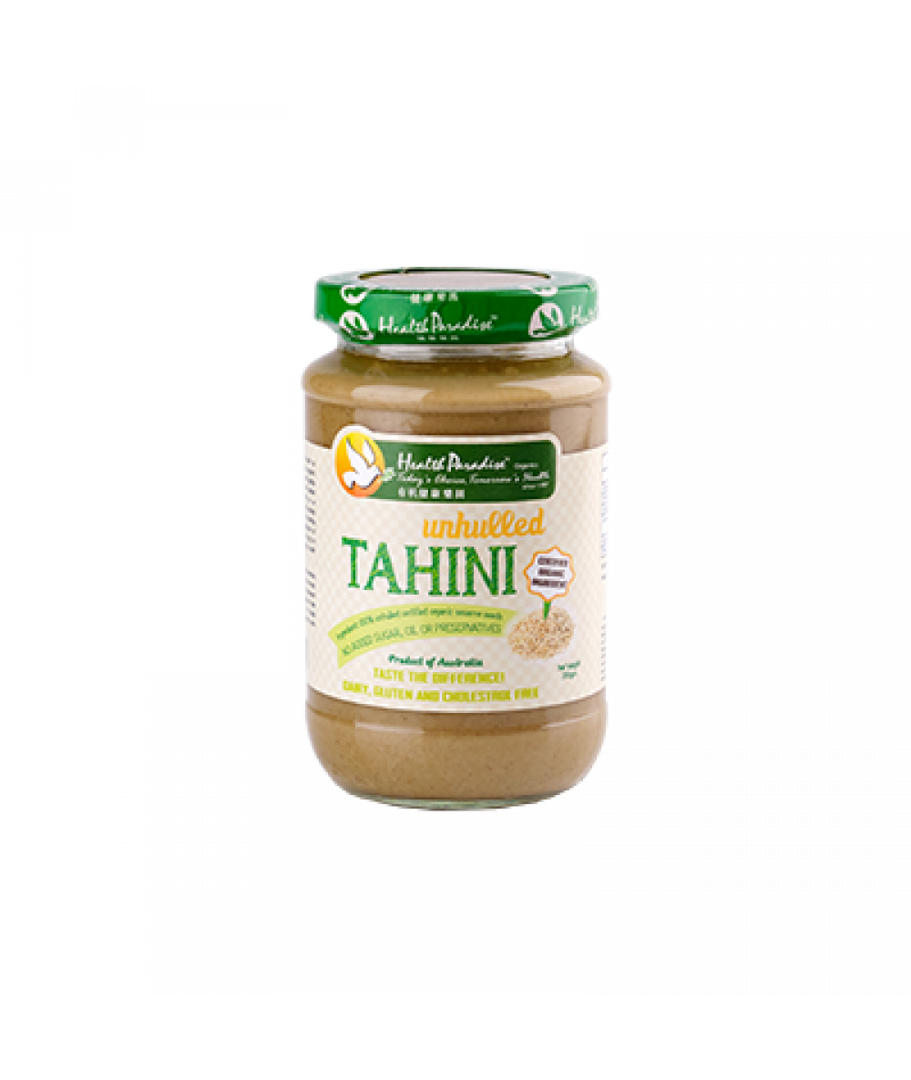 HP Unhulled Tahini 350g