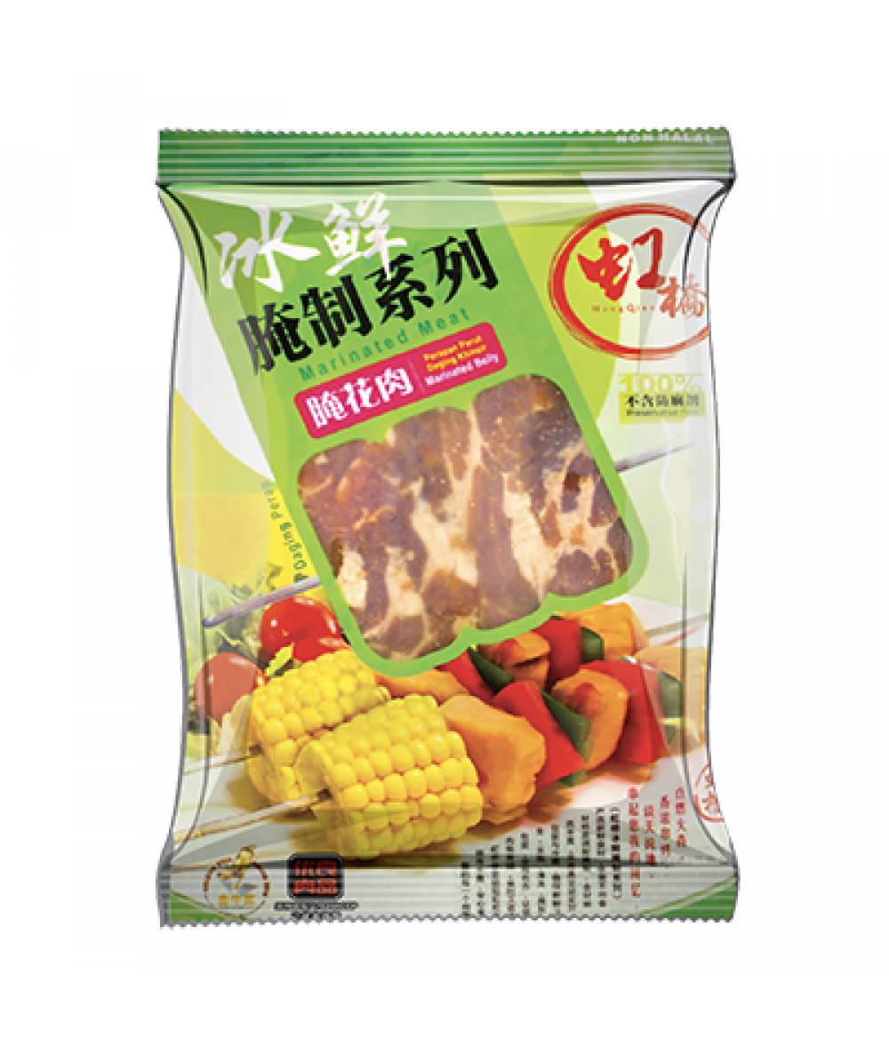 Hong Qiao Marinated Belly 400g