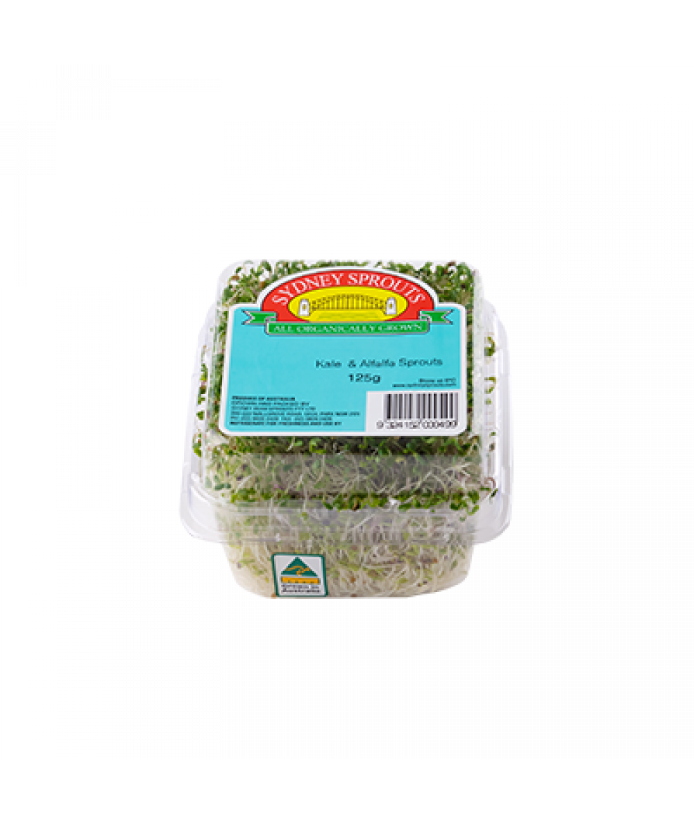 S&S Brussels Sprouts 250g