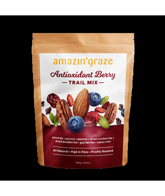 Amazin'Graze Anti-oxidant Trail Mix 130g