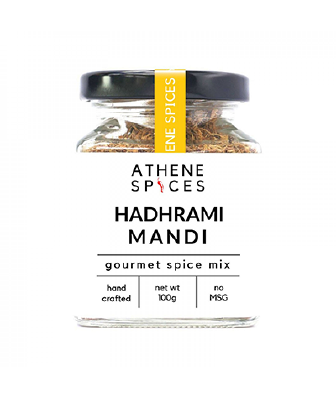 Athene Spices Hadhrami Mandi 100g