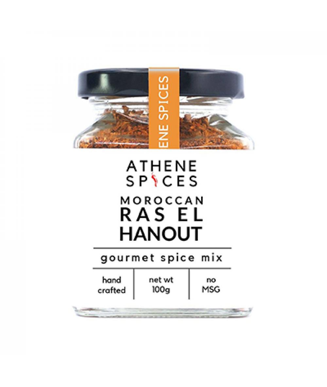 Athene Spices Moroccan Ras El Hanout 100g