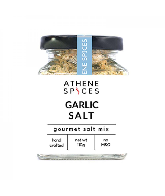 Athene Spices Garlic Salt 110g