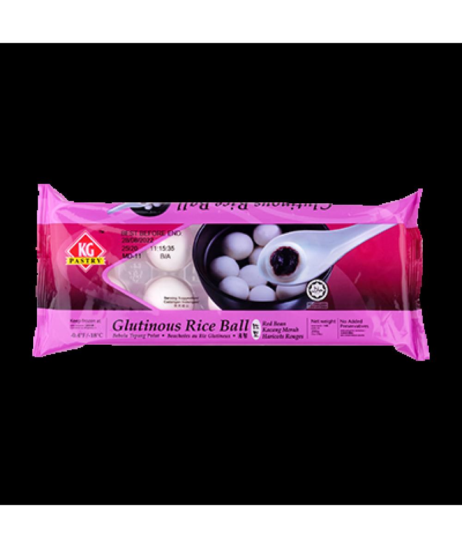 Kawan Rice Ball Red Bean 200g