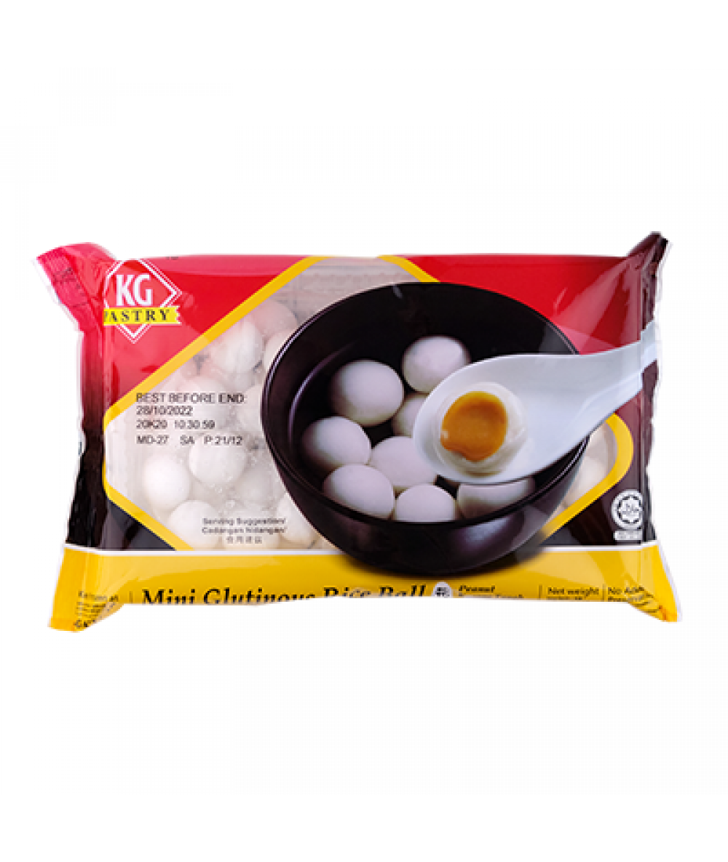 Kawan Mini Rice Ball Peanut 300g