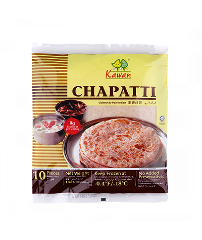 Kawan Kawan Chapatti 400g