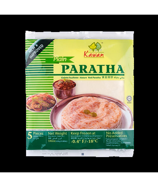 Kawan Roti Paratha Plain 80g